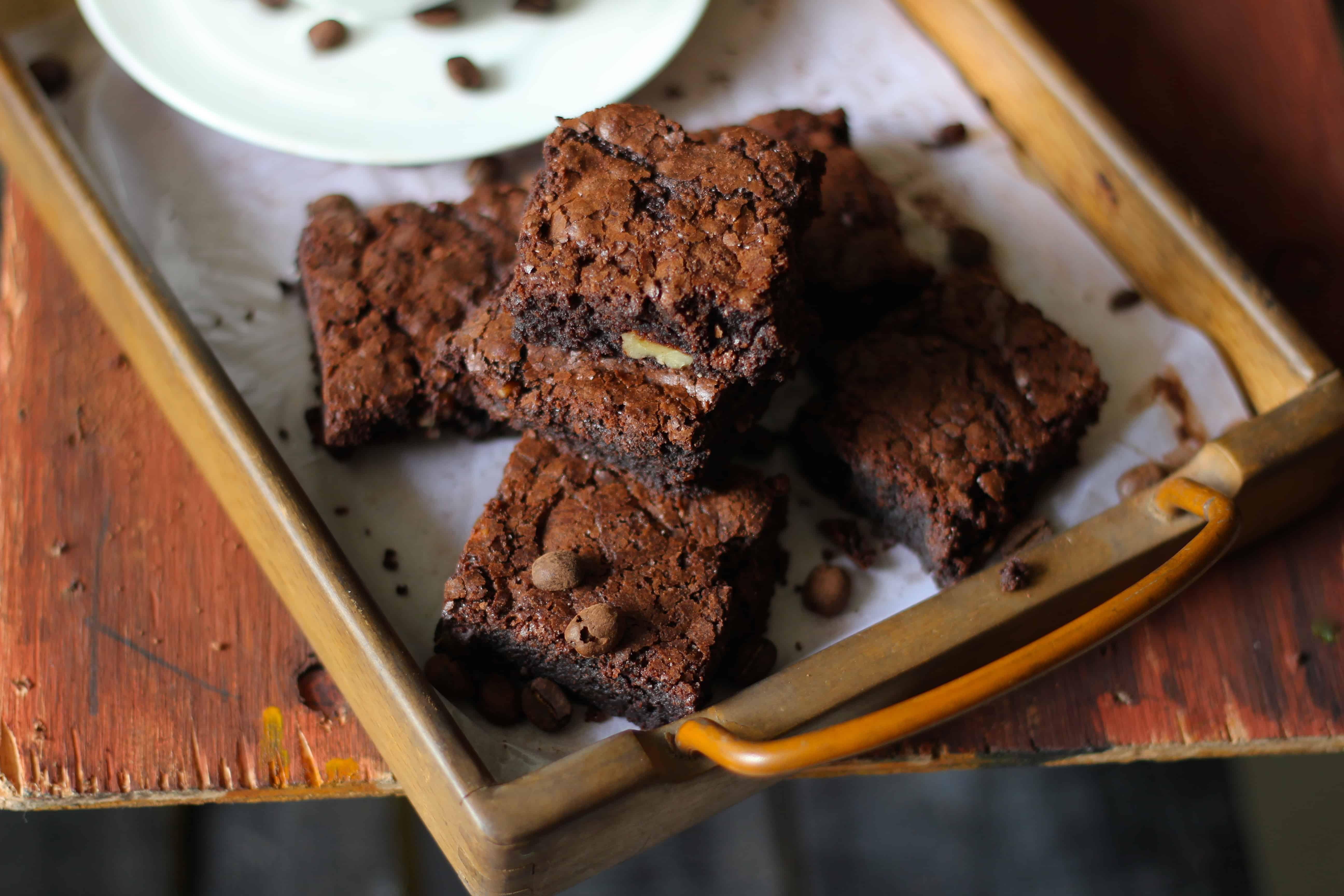 Chocolate Brownie Recipe (Video Recipe) - Fun FOOD and Frolic - photo#10