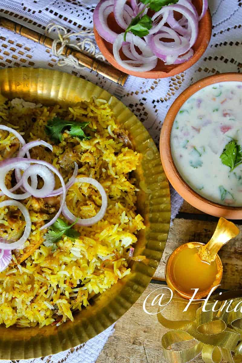 Mint chicken biryani recipe fun food and frolic forumfinder Image collections