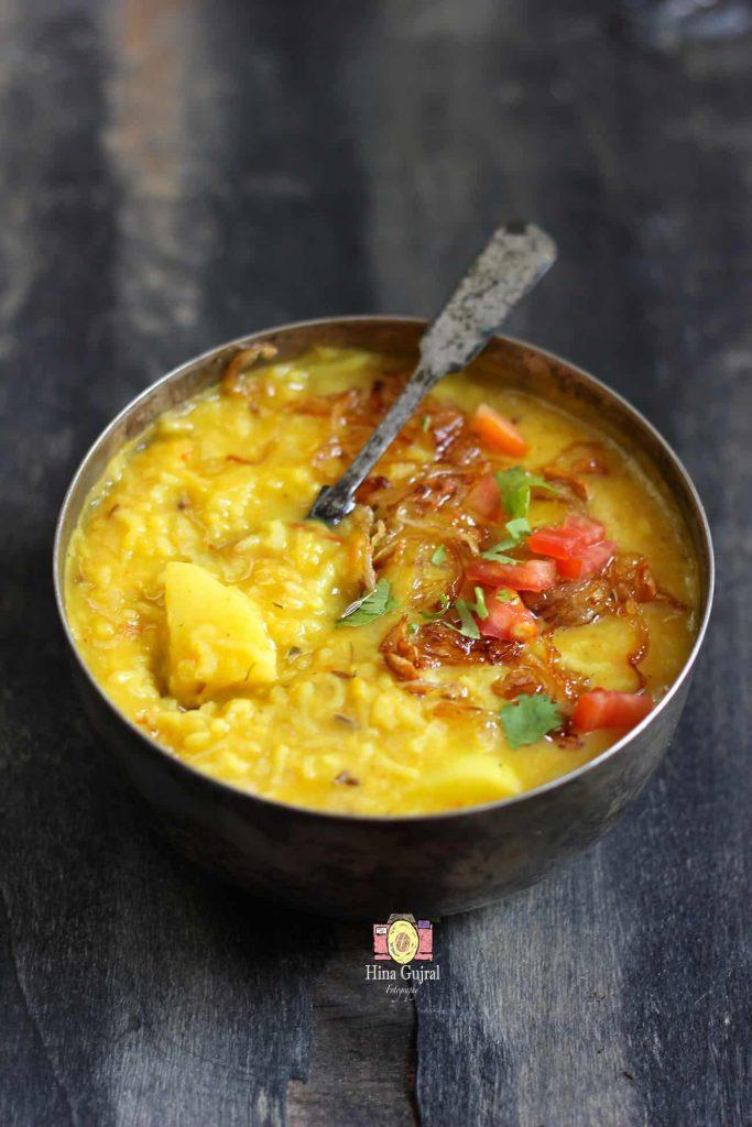 Best Indian Food Recipes : Dal_Khichdi_Recipe