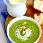 Mushroom Broccoli Soup Recipe