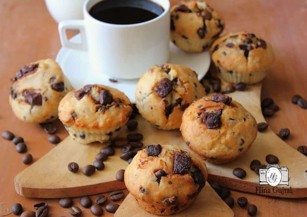Double Chocolate Chip Muffins are the best chocolate muffins. Find how to make double chocolate chips muffin in few simple steps