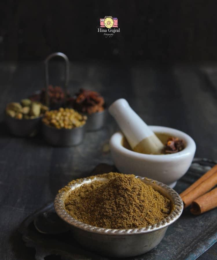 Homemade garam masala powder recipe fun food and frolic - Garam masala recette ...