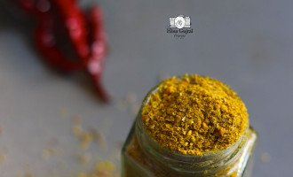 Homemade Curry Powder Recipe