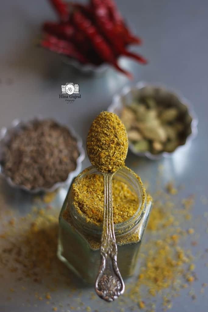 Homemade Curry Powder Recipe