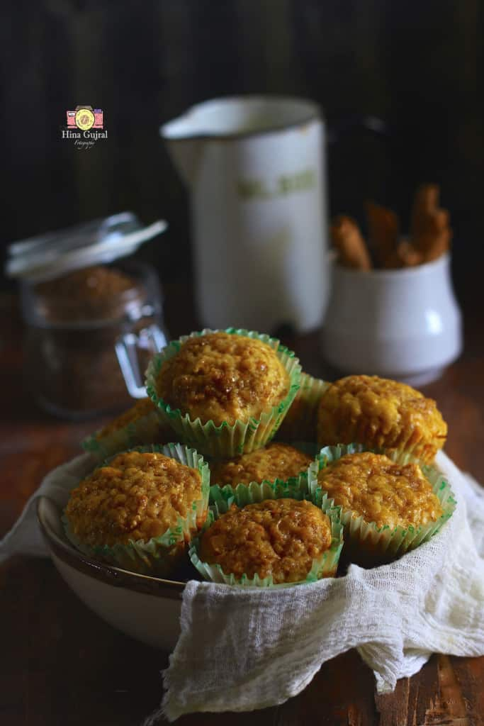 Easy Carrot Apple Muffin Recipe