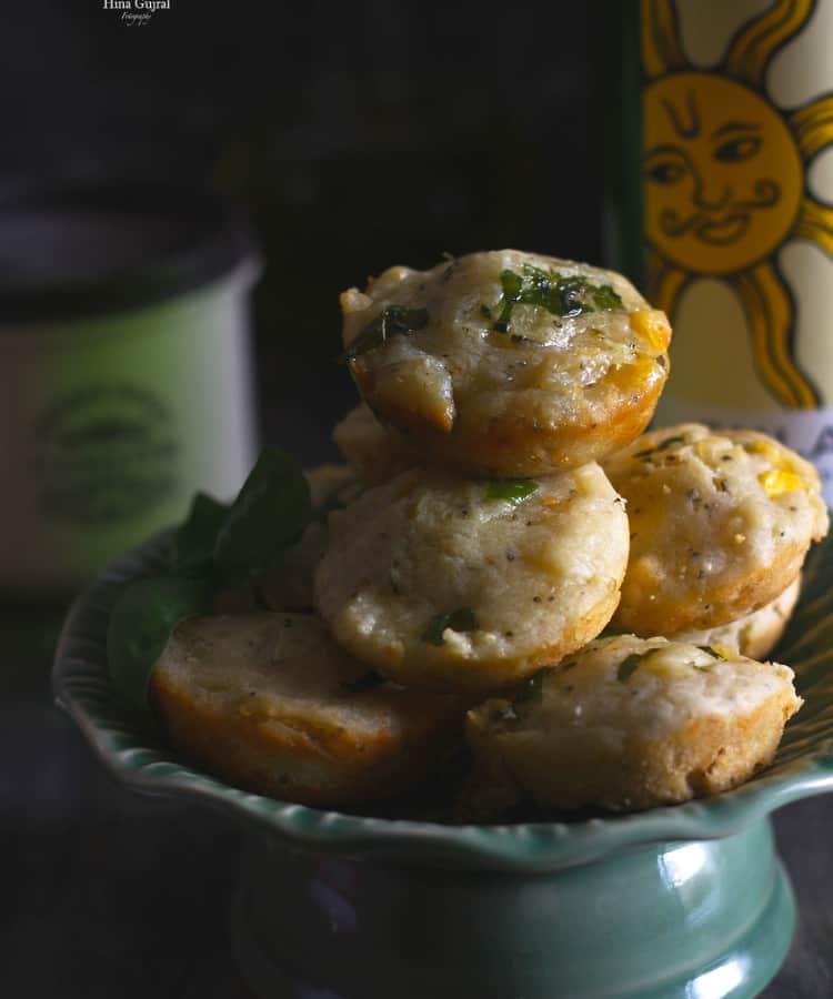 Corn and Cheese Muffin Recipe