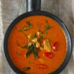 Thai Chicken in Red Curry
