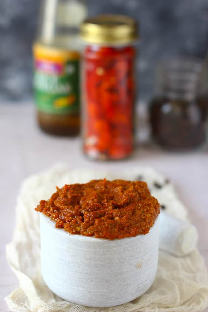 Thai Red Curry Paste 2