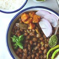 Punjabi Style Chana Masala