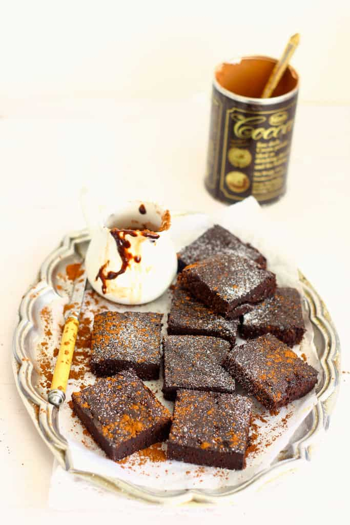 Fudgy Cocoa Brownie Recipe