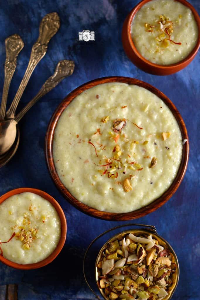 Rice Phirni Recipe