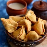 Moong Dal Mini Samosa Recipe