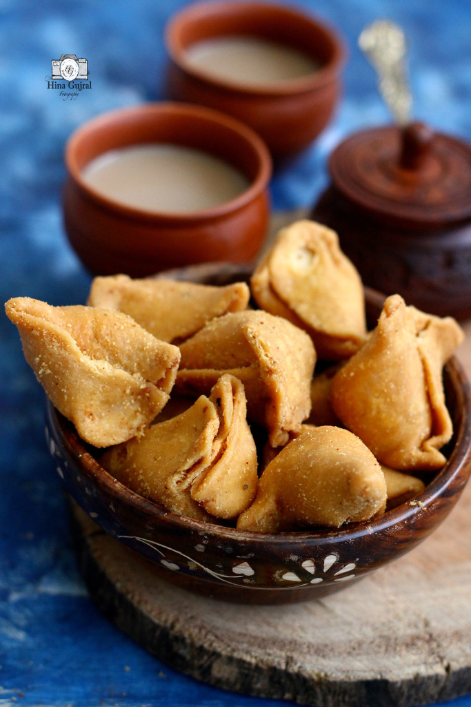 Moong Dal Mini Samosa Recipe 2