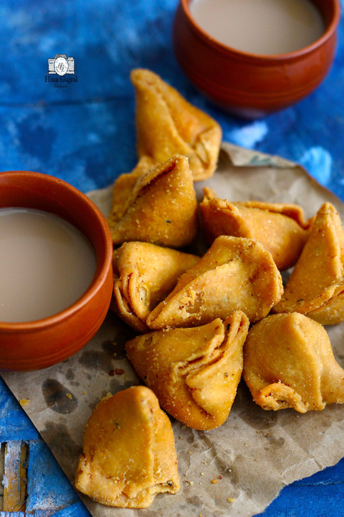 Moong Dal Mini Samosa Recipe
