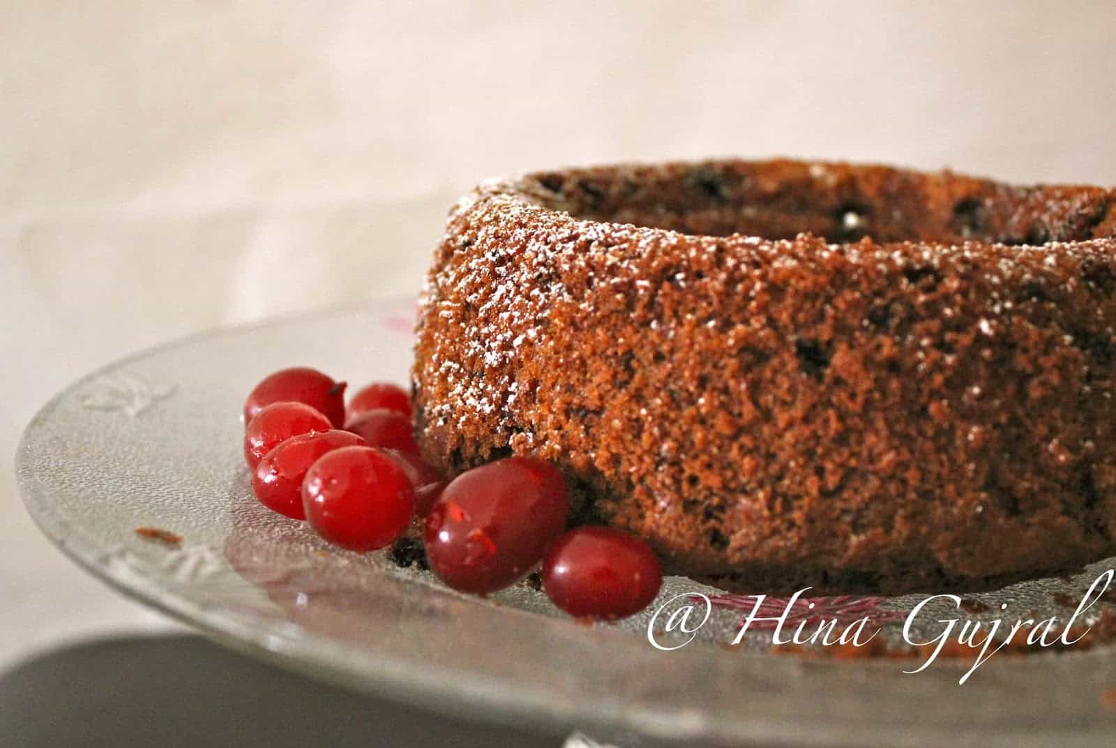 Using Whole Wheat Flour For Chocolate Cake