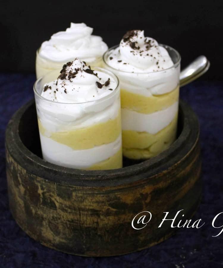 Pumpkin Cheesecake Trifle Recipe