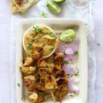 Tandoori Chicken Satay Recipe