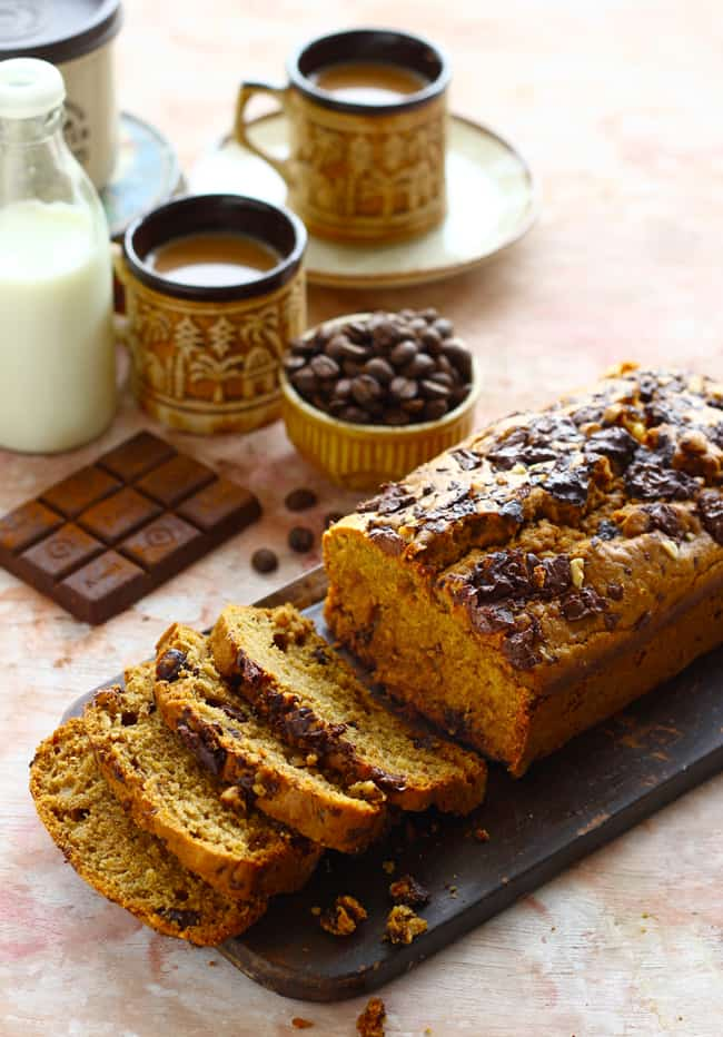 Whole Wheat Coffee Cake