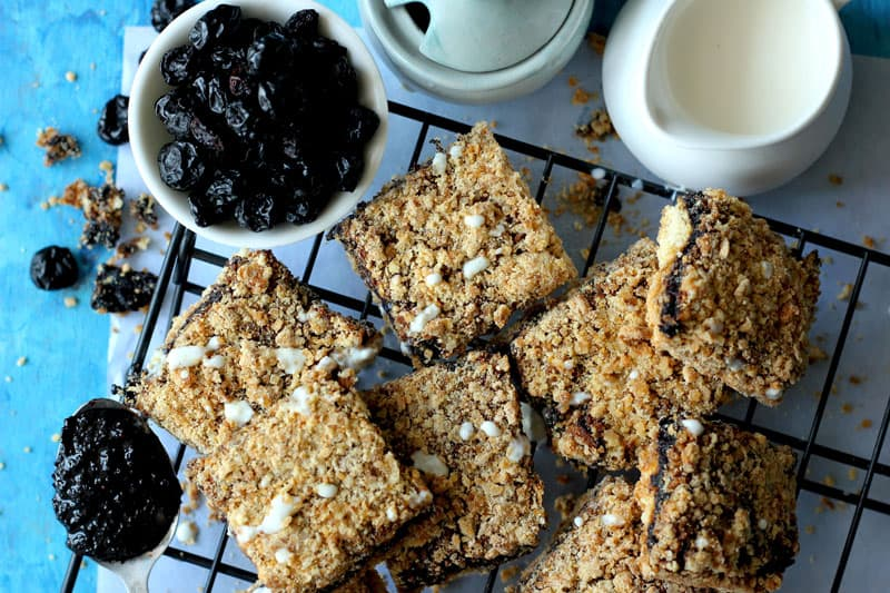 Crumble Bars