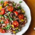 Mixed Beans Salad Recipe