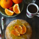 Tea-Time Orange Cake Recipe