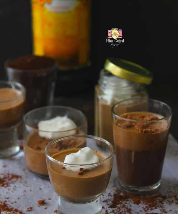 Kahlua Espresso Chocolate Mousse Recipe