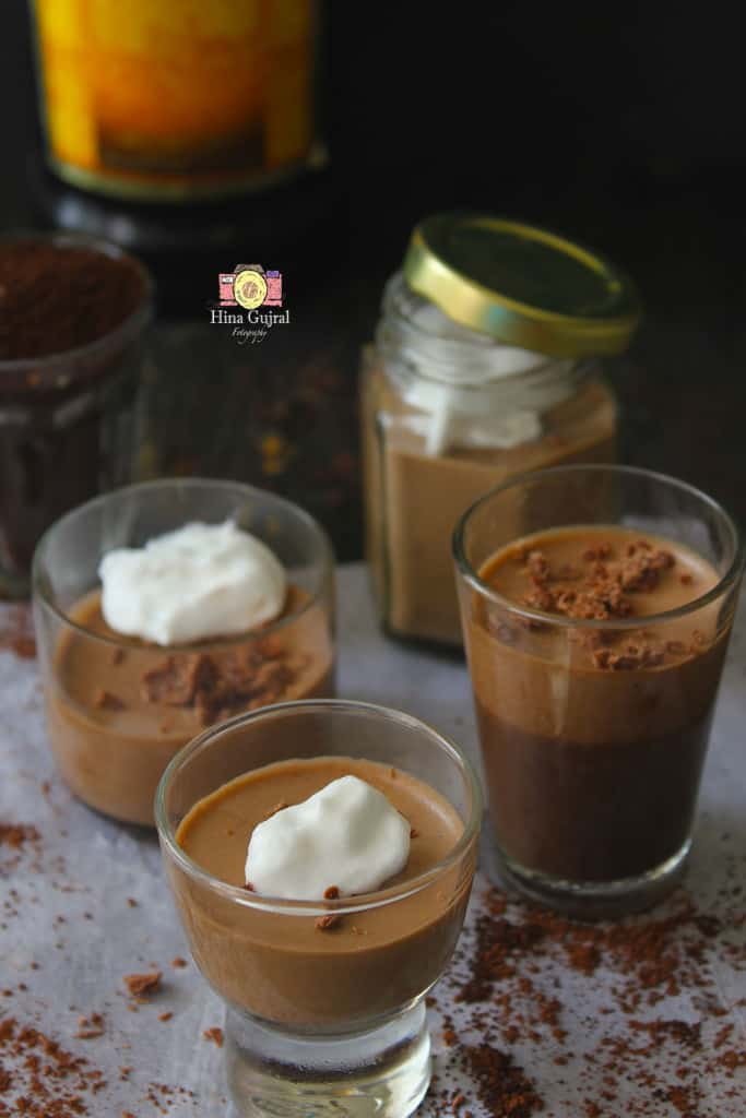 Kahlua Chocolate Mousse Recipe