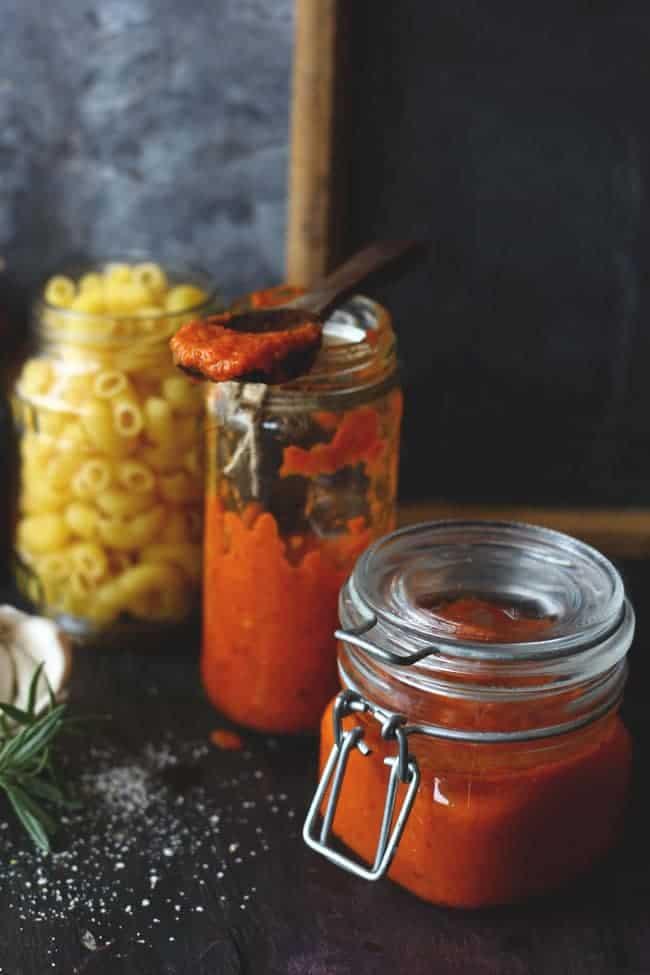 Basic Pizza Sauce Recipe