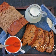 Date and Nut Quick Bread Recipe