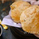 Masala Cheese Puri Recipe