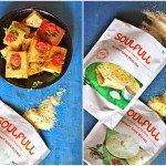 Rava Idli Squares Recipe