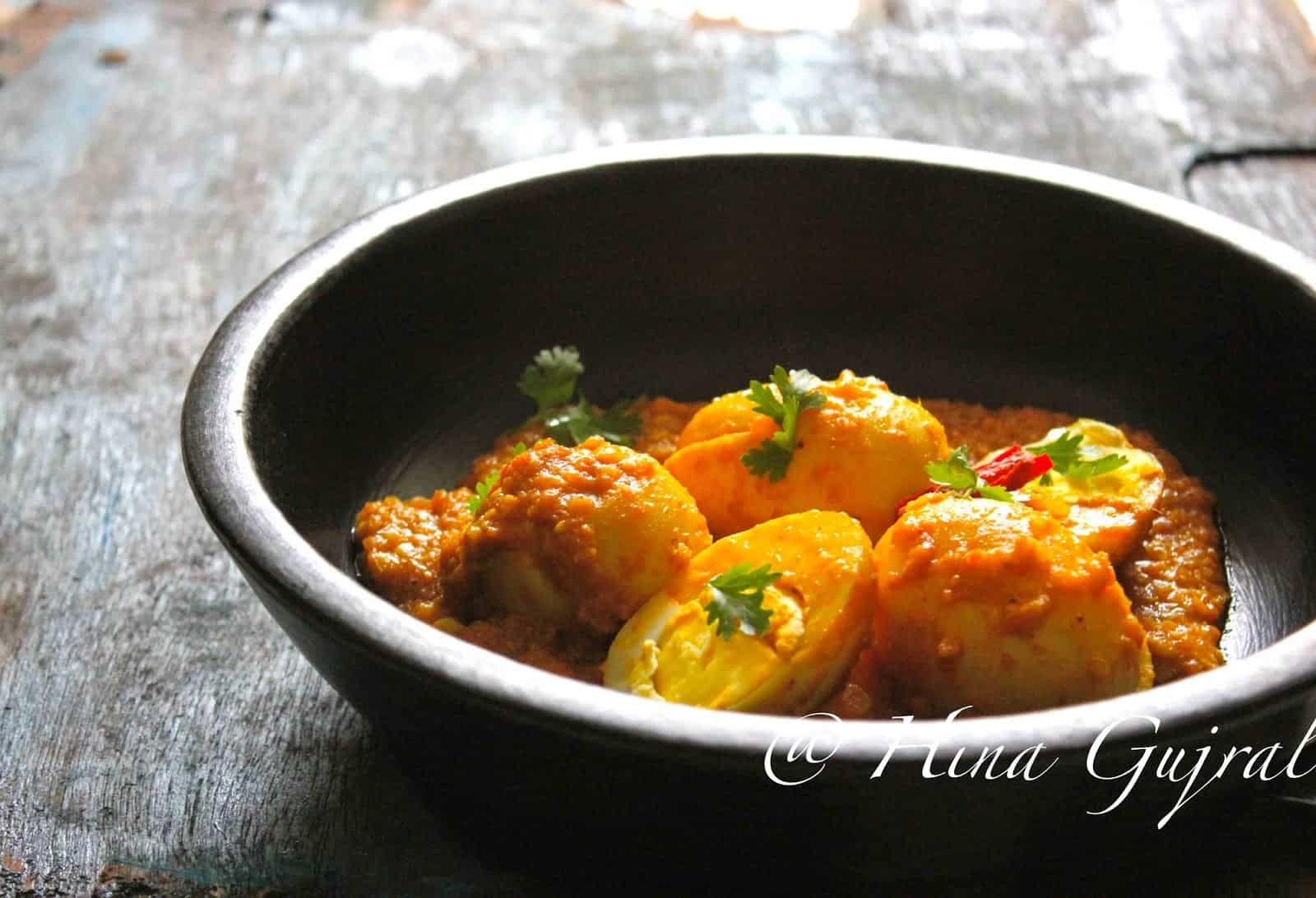 Mughlai egg curry recipe fun food and frolic mughlai egg curry recipe forumfinder Gallery