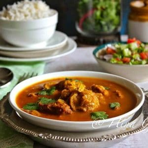 is a humble curry made of homemade dried lentil drops ordinarily cooked simmering over depression h Kumaoni Style Badi Recipe