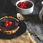 Chocolate Truffle Tart is oh-so-decadent tart, made with chocolate and cream well worth the calorie splurge. Find tart recipe