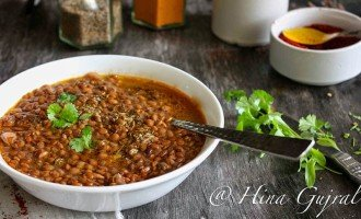 Pahadi Gahat Ki Dal Recipe is horse gram stewed with humble spices to create hearty wholesome curry. Find how to make gahat ki dal