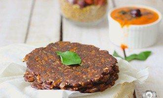 Ragi Rotti Recipe (Finger Millet Flatbread)