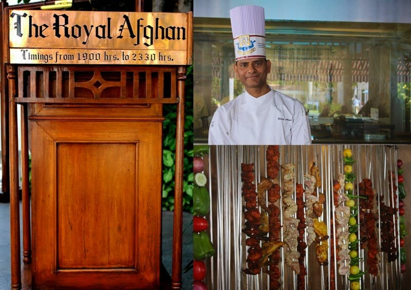 Review - Afghani Weekend Afternoons at The Royal Afghan, ITC Windsor