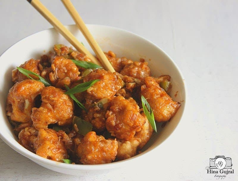 indo chinese vegetarian recipes