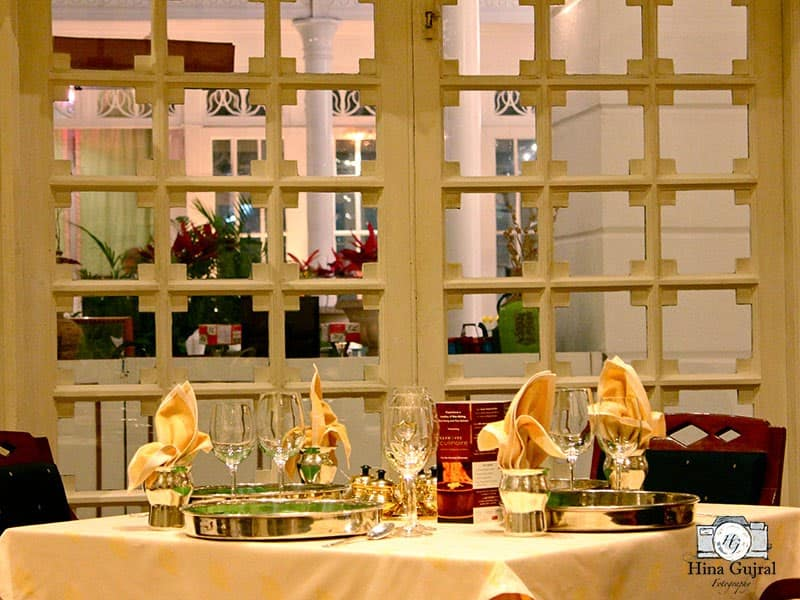Good Read - 5 must try Restaurants in Bangalore