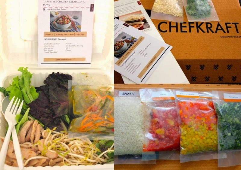 Review of Chefkraft (DIY Gourmet Meals At Home)