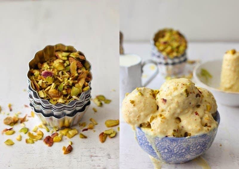 Kulfi Recipe (Pista Badam Kulfi) - Best Dessert for Bangalore Summer
