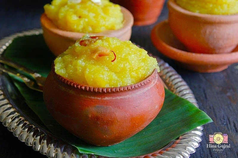 Pineapple Kesari Baath
