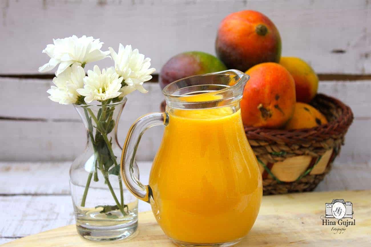 Mango Shrikhand Recipe (Mango Yogurt)
