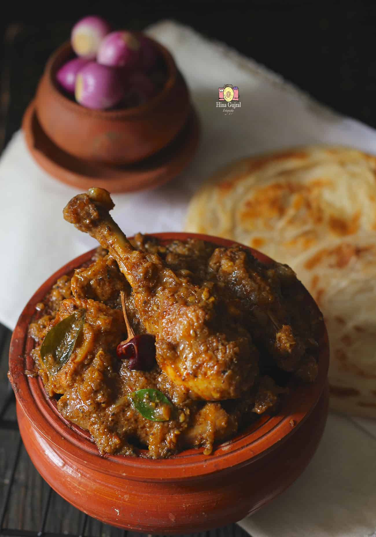 Chicken Chettinad Recipe Chettinad Style Pepper Chicken