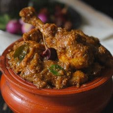Chicken Chettinad Pepper Masala Recipe