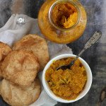 Sweet Raw Mango Chutney Recipe (Chundo)