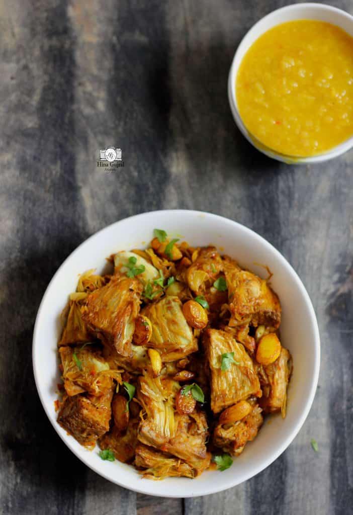 Kathal Ki Sabzi Recipe