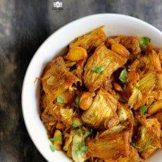 Kathal (Jackfruit) Ki Sabzi Recipe