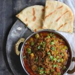 Keema Matar Recipe (Mutton Mince with Peas)