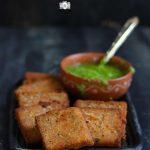 Gluten Free Masoor Dal Cutlet Recipe